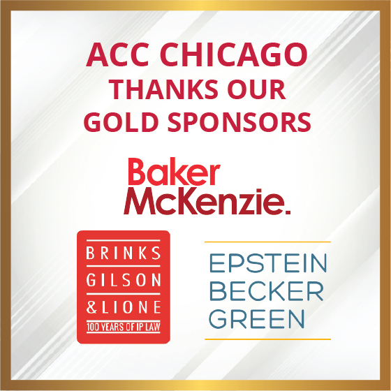 2021 & 2022 Chicago Thanks Our Gold Sponsors